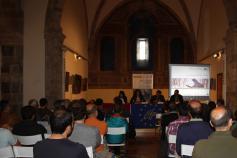 seminario informativo en el Centro de Estudios Lebaniegos de Potes (Cantabria)
