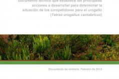 Los documentos técnicos sobre los competidores y depredadores del urogallo en la cordillera Cantábrica están disponibles en la web del proyecto LIFE+ Urogallo cantábrico