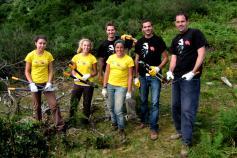 Voluntarios redes